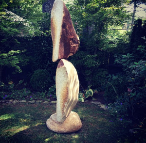 Jaw Dropped. Sculptor Carl Peverall Showcases His Latest Creations at Dovecote