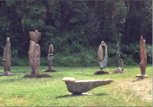 Morning Light: Sculpture Interpretation with Ethan & Carl Peverall
